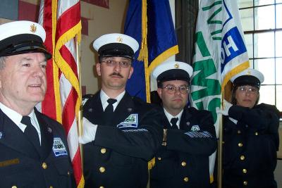 Maine EMS Honor Guard
